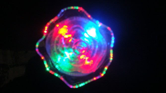 LED Night Light(ACM831rose)