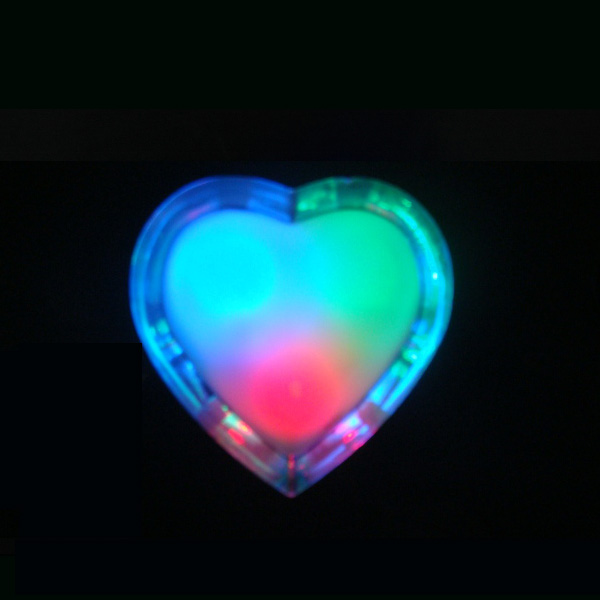LED Night Light(ACM838heart)